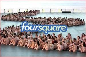 Foursquare - Rozebrani inaczej...