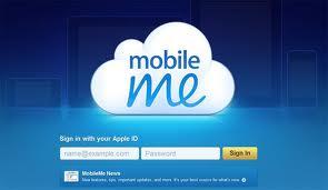 MobileMe usługa od Apple w komputerach, iPhone i iPad