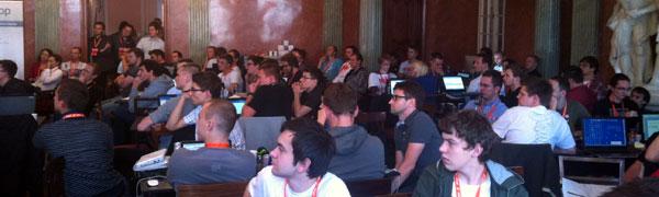 spotkania - startup weekend poznań 2011