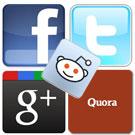 5 serwisów społecznościowych wartych uwagi