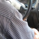 smoking taxi