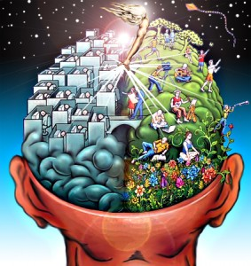 umysłowy survival