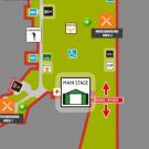 Aplikacja: Opener 2011 - Ekran mapy